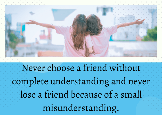 girl and boy friends images with quotes